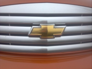 Chevrolet badge.