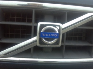 Volvo badge
